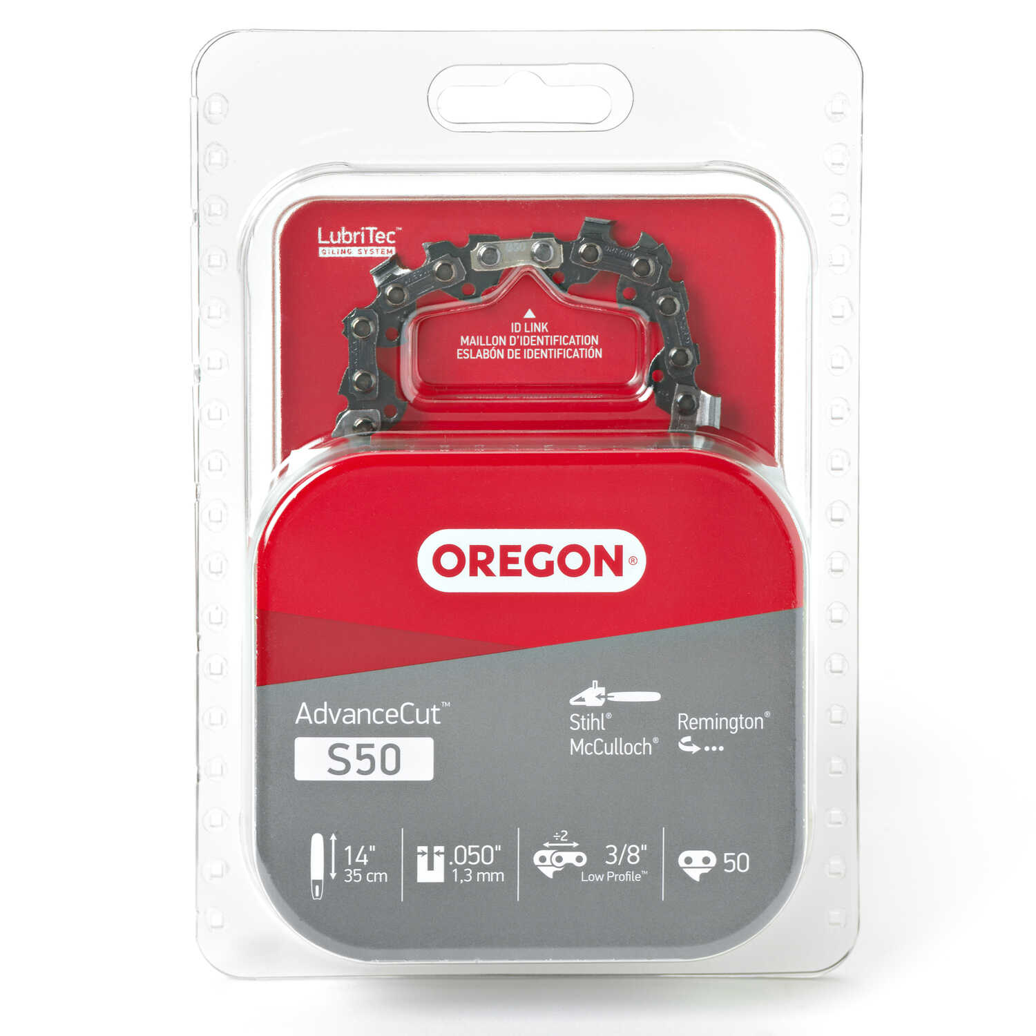 Oregon  14 in. 50 links Chainsaw Chain