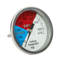 Old Smokey  Analog  Grill Thermometer Gauge