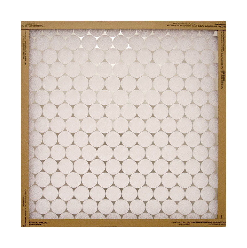 Flanders-Precisionaire  20 in. H x 10 in. W x 1 in. D Polyester  Air Filter
