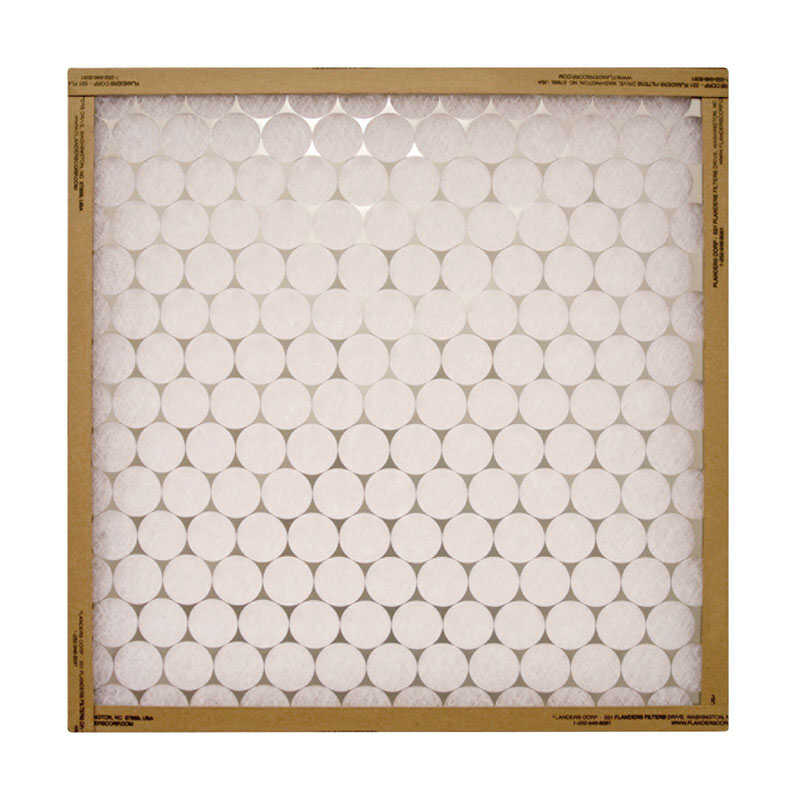 AAF Flanders  20 in. H x 10 in. W x 1 in. D Polyester  Air Filter