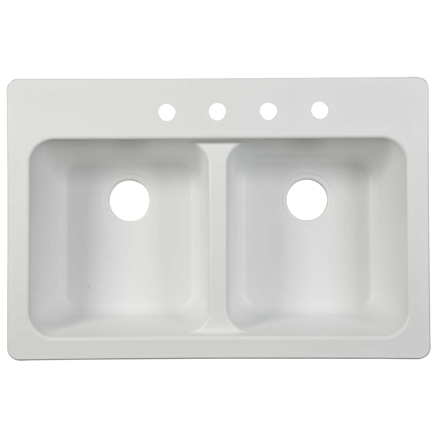 Kindred  Dual Mount  Kitchen Sink