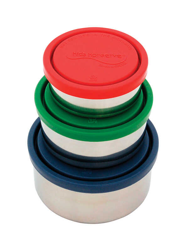 U Konserve  Food Storage Container  3 pk