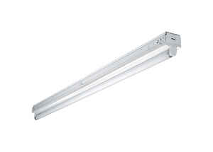 Metalux  SNF  25.0 in. L White  Hardwired  Fluorescent  Strip Light