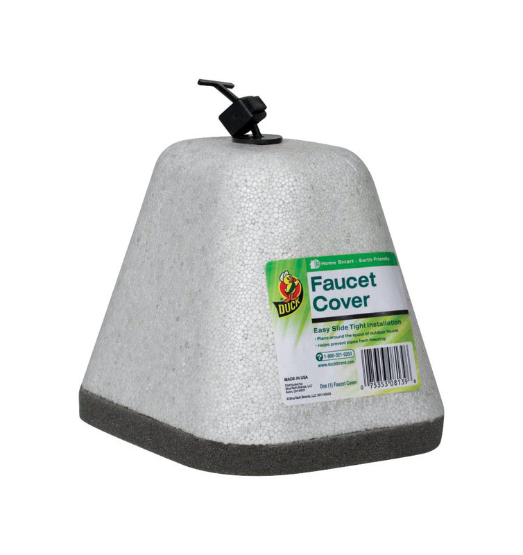 Duck Faucet Cover 9 in. L - Ace Hardware
