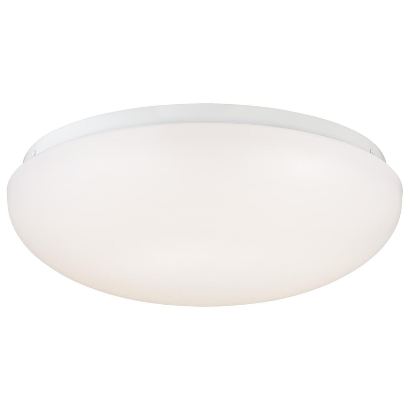 Westinghouse  3.5 in. H x 11 in. W x 11 in. L Ceiling Light