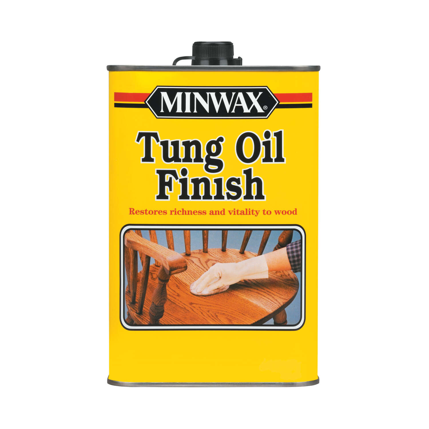 Minwax  Transparent  Amber  Oil-Based  Tung Oil  1 pt.