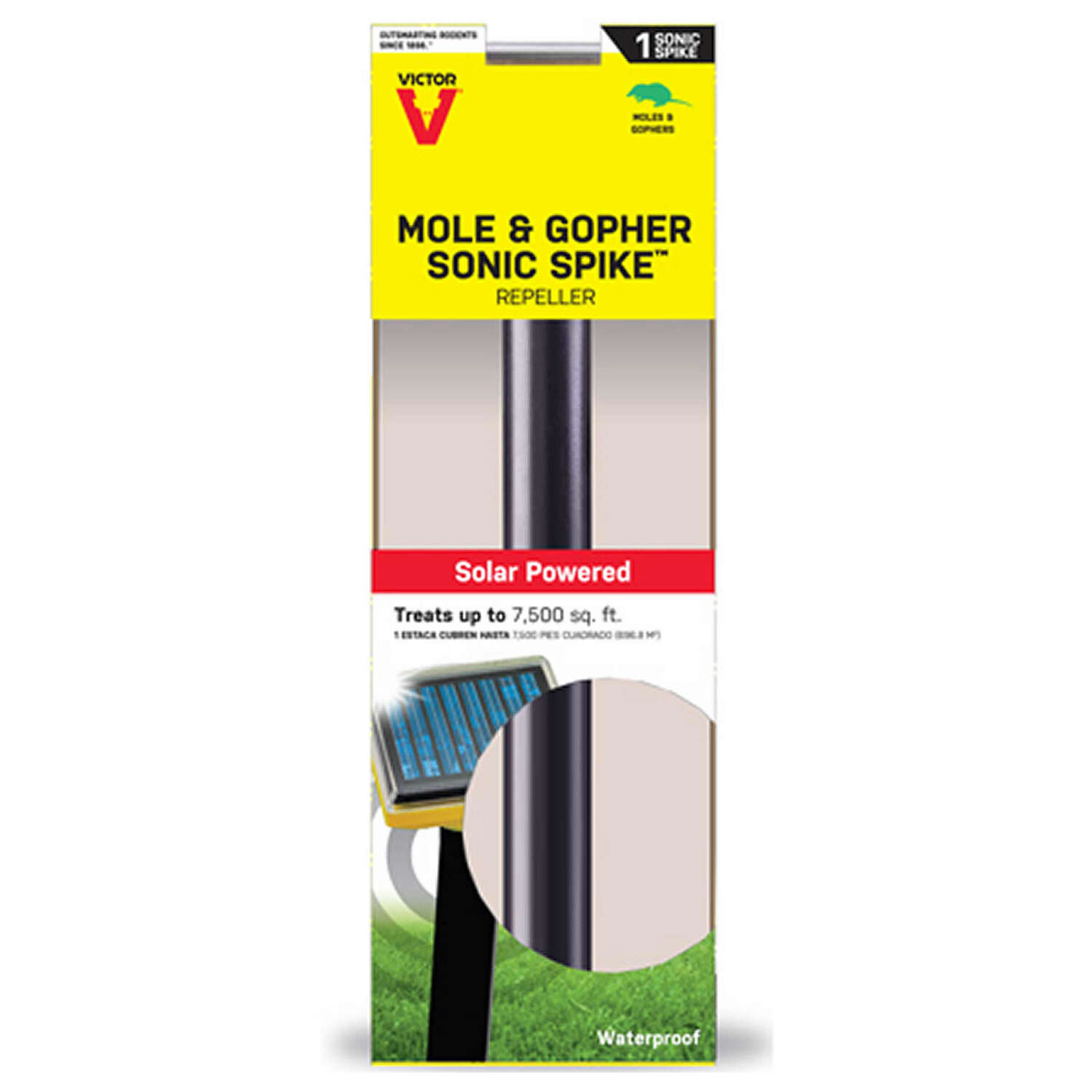 Victor  Sonic Spike Repeller  For Gophers and Moles