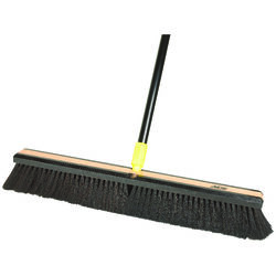 Ace  Horse Hair  24 in. Smooth Surface Push Broom