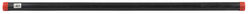B&K Mueller  1-1/4 in. Dia. x 48 in. L Black  Steel  Pre-Cut Pipe