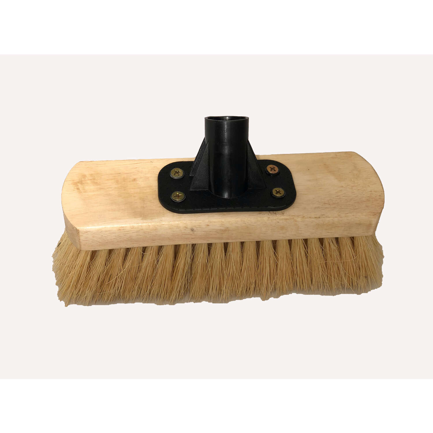 DQB  8 in. W Wood  Window Brush