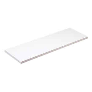 Knape & Vogt  12 in. H x 12 in. W x 24 in. D White  Melatex Laminate/Particle Board  Shelf