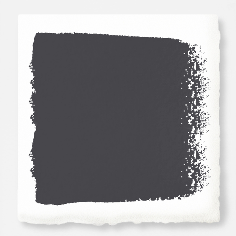Magnolia Home  by Joanna Gaines  Matte  Fine Black  Acrylic  1 gal. Paint  D