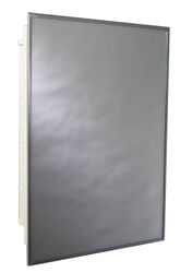 Zenith  26.13 in. H x 16.13 in. W x 4-1/2 in. D Rectangle  Medicine Cabinet