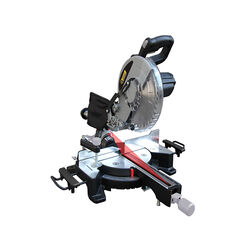 Steel Grip  10 in. Corded  Compound Miter Saw  Bare Tool  15 amps 5000 rpm
