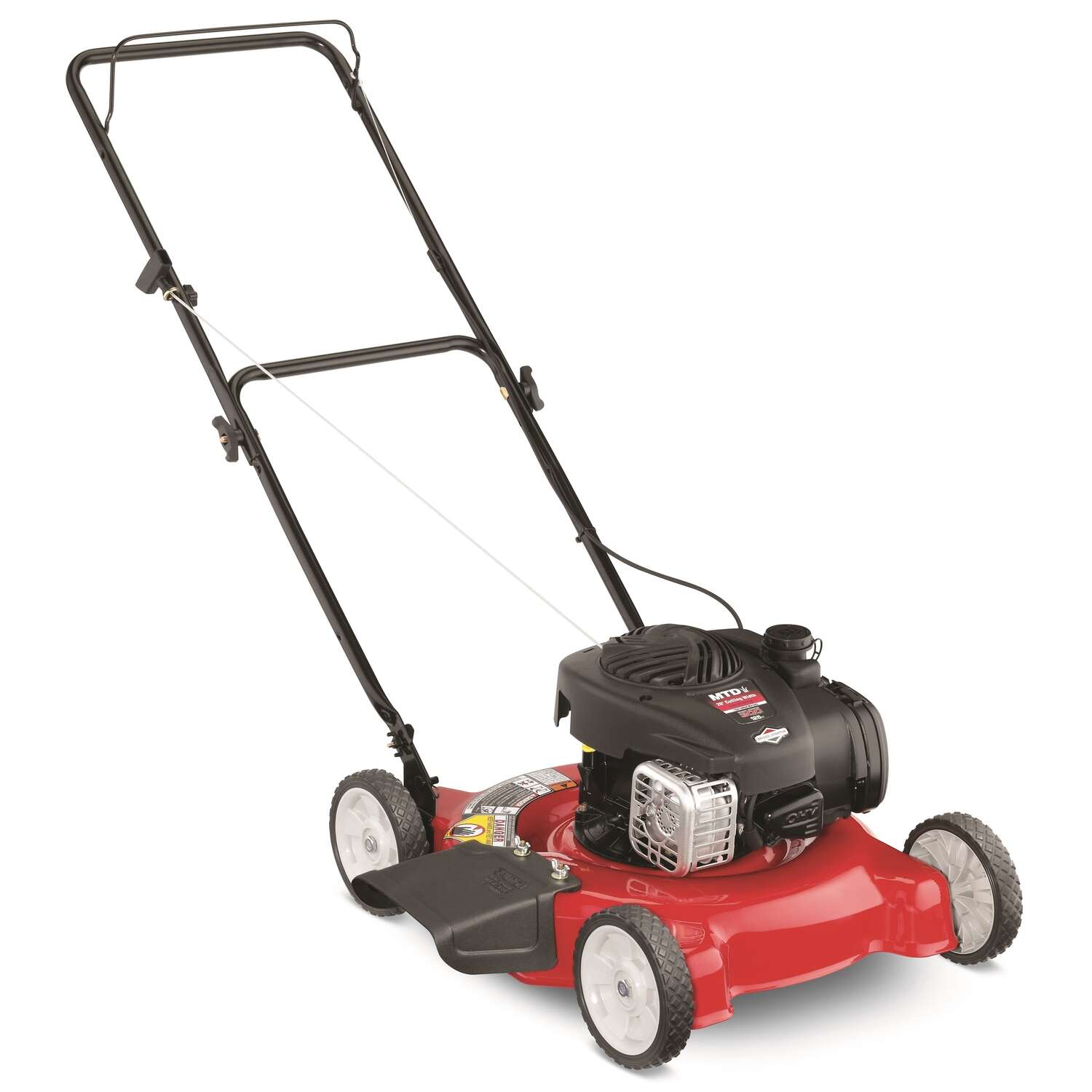 Yard Machines  11A-02BT729  20 in. 125 cc Gas  Push Mower