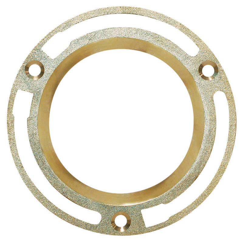 Sioux Chief  Brass  Closet Flange