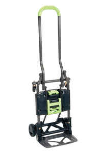 Cosco  2-Step  Collapsible Convertible  Hand Truck  300 lb.