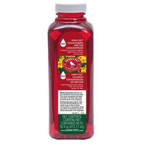 Perky-Pet  Hummingbird  Nectar Concentrate  Sucrose  16 oz.