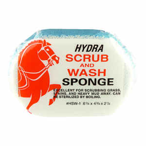 Hydra Sponge  Scrub and Wash Sponge