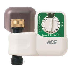 Ace  Programmable 1 zone Water Timer