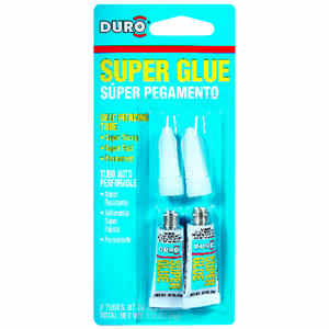Duro  High Strength  Liquid  Super Glue  2 gm