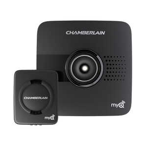 Chamberlain  1 Door  Garage Door Opener Remote  For All Major Brands Manufactured After 1993