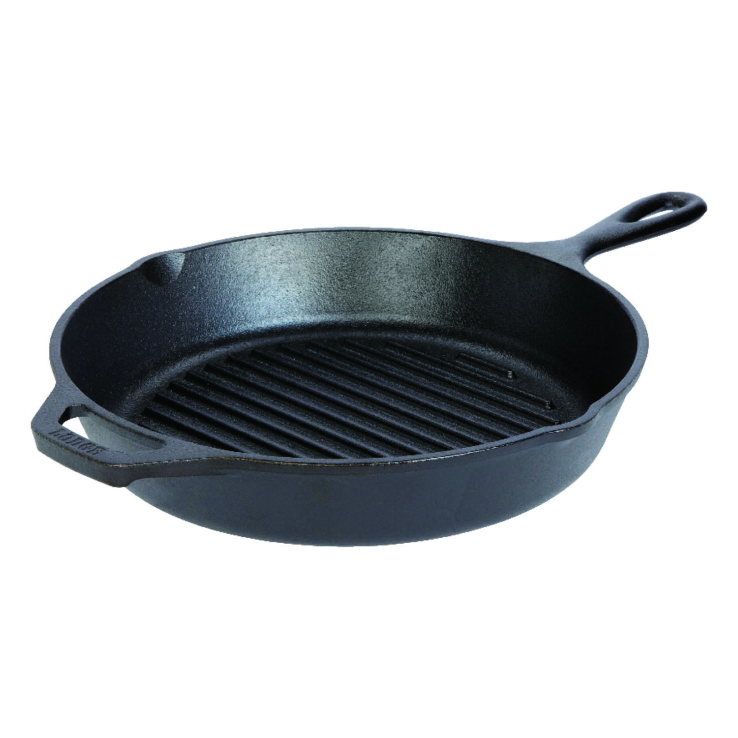 Lodge  Cast Iron  Fry Pan  10-1/4 in. Black