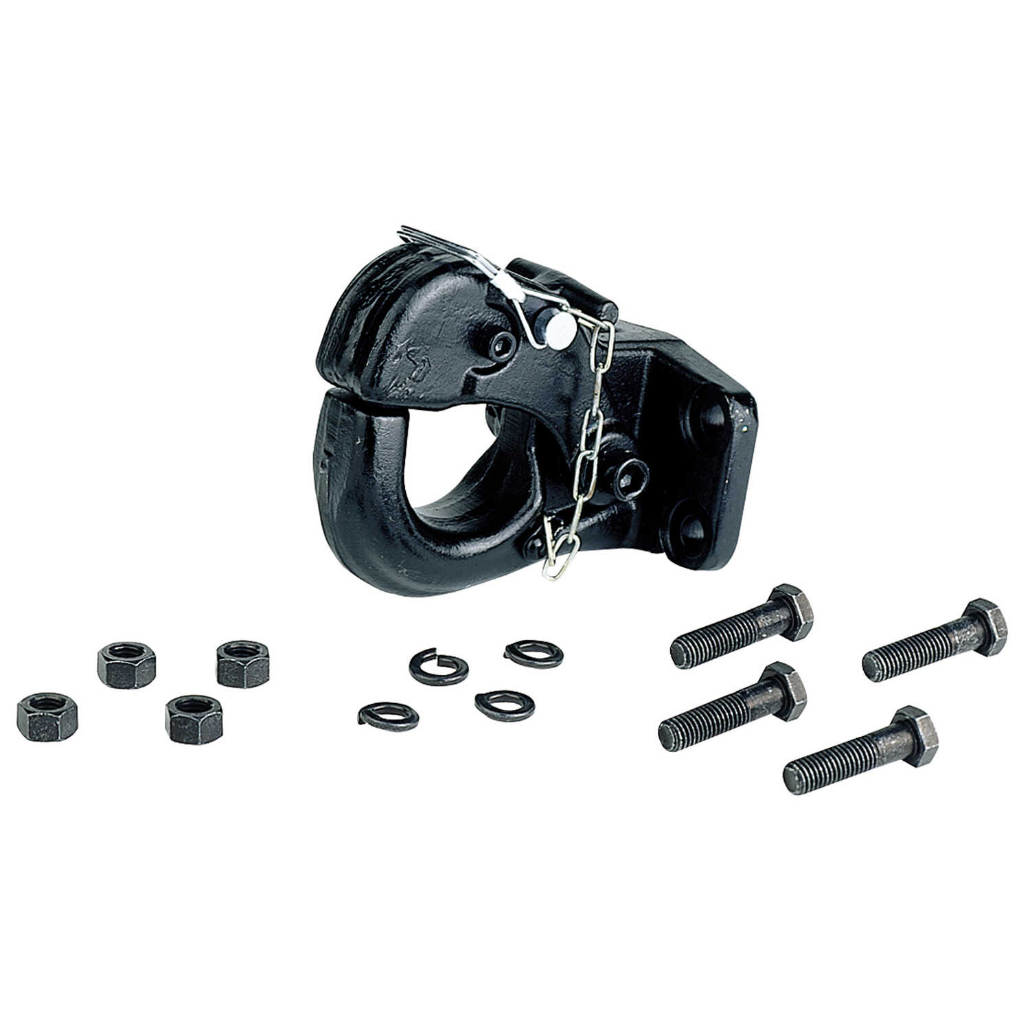 Reese  Towpower  Forged Steel  6.3 in. Pintle Hook