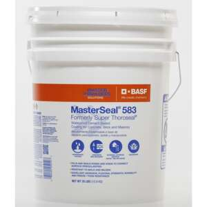 Thoro  Super Thoroseal  White  Cement-Based  Waterproof Coating  35