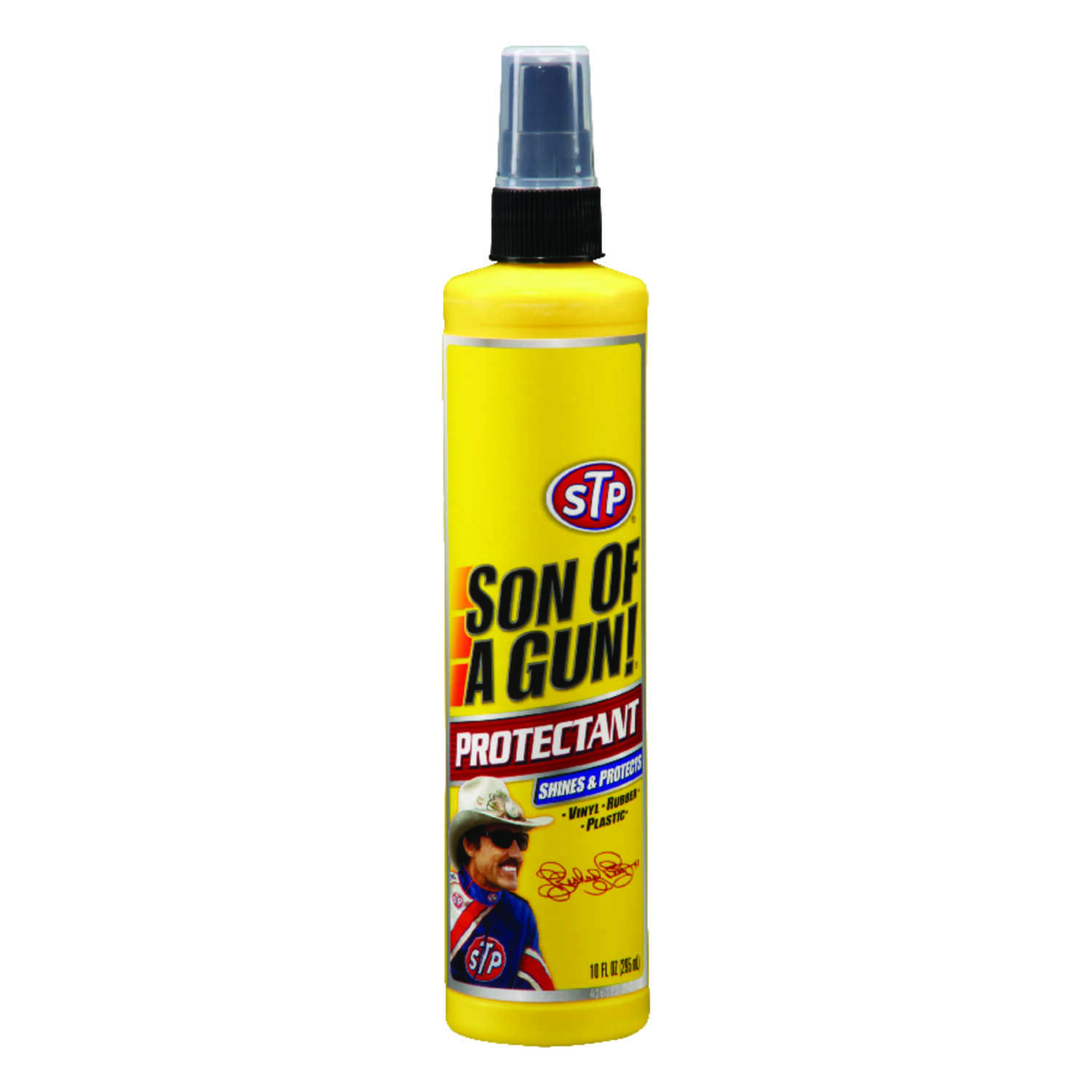 STP  Son of A Gun  Leather  Protectant  10 oz. Bottle