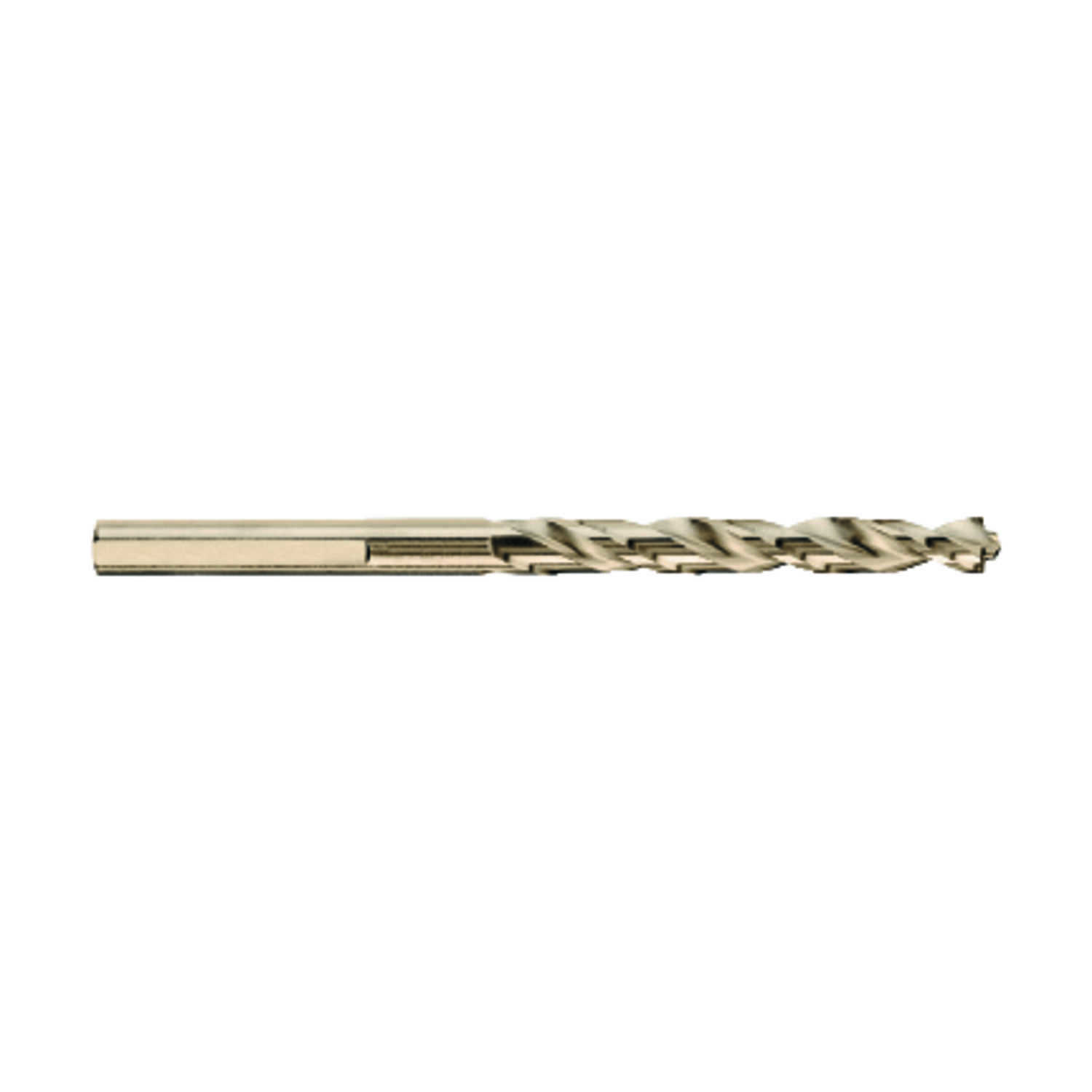 DeWalt  1/8 in. Dia. x 2-3/4 in. L High Speed Steel  2 pc. Straight Shank  Split Point Drill Bit