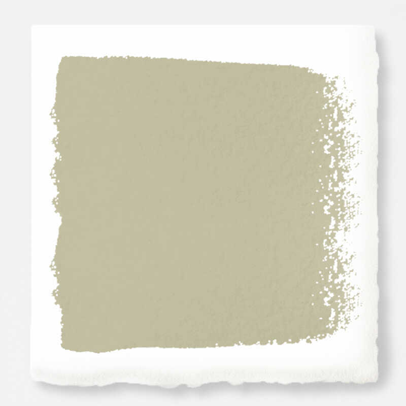 Magnolia Home  by Joanna Gaines  Matte  Gold Moss  Medium Base  Acrylic  Paint  1 gal.