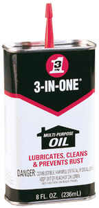 3-IN-ONE  General Purpose  Multipurpose Oil  8 oz.