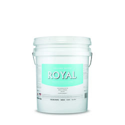 Royal  Flat  Ceiling White  Acrylic Latex  Paint + Primer  Indoor  5 gal.