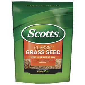Scotts  Classic  Mixed  Grass Seed  3 lb.