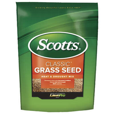 Scotts  Classic  Mixed  Sun/Shade  Grass Seed  3 lb.