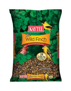 Kaytee  Ultra  Wild Finch  Wild Bird Food  Nyjer  10 lb.