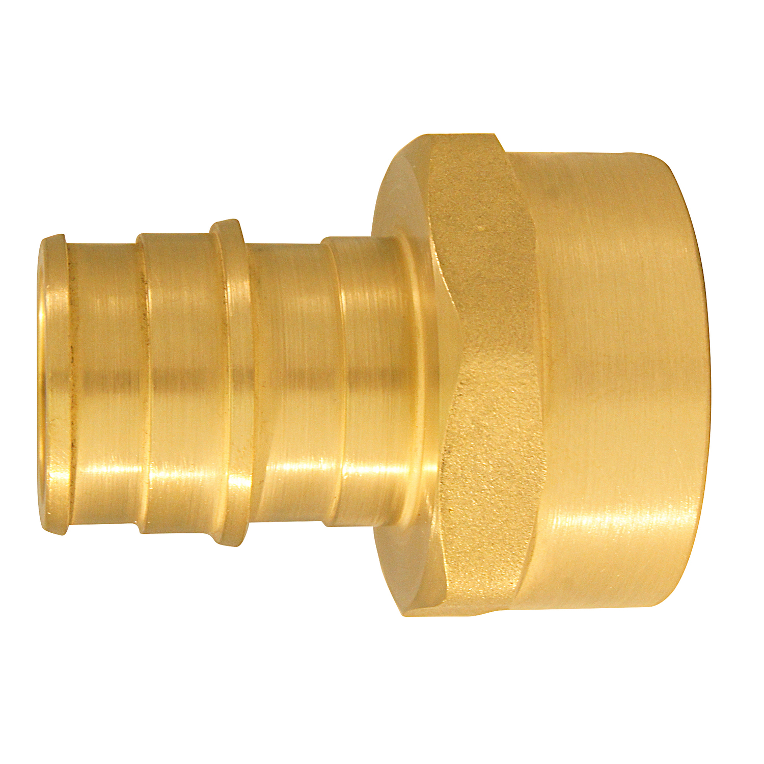 Apollo  Expansion PEX / Pex A  PEX   x 3/4 in. Dia. 3/4 in. FPT  Female Adapter  10 each