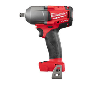 Milwaukee  M18 FUEL  1/2 in. Cordless  Brushless Impact Wrench with Friction Ring  18 volt 450 ft./l