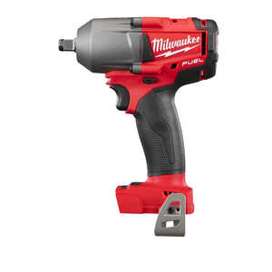 Milwaukee  M18 FUEL  1/2 in. Square  Cordless  Brushless 18 volt 3000 ipm 450 ft./lbs. Impact Wrench