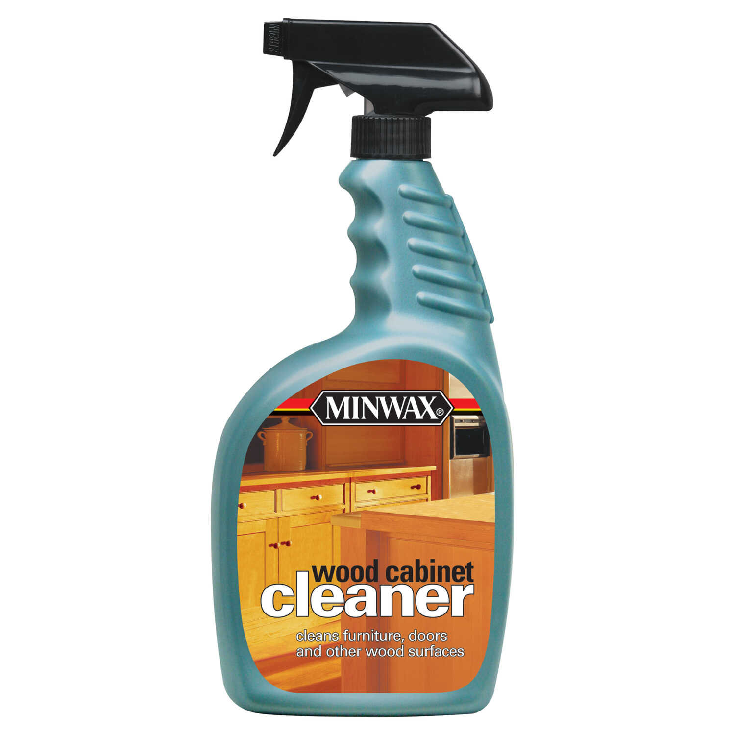 Minwax  No Scent Floor Cleaner  32 oz. Liquid