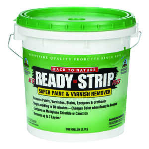 Back to Nature  Ready-Strip Plus  Paint Remover  1 gal.
