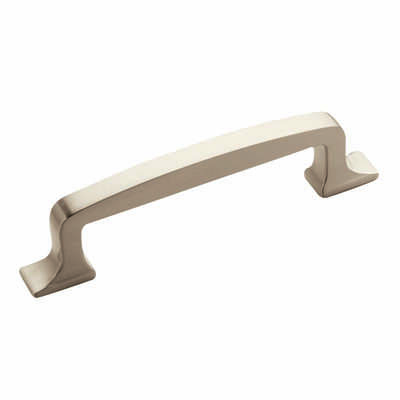 Amerock Westerly Collection Pull Satin Nickel 1 pk