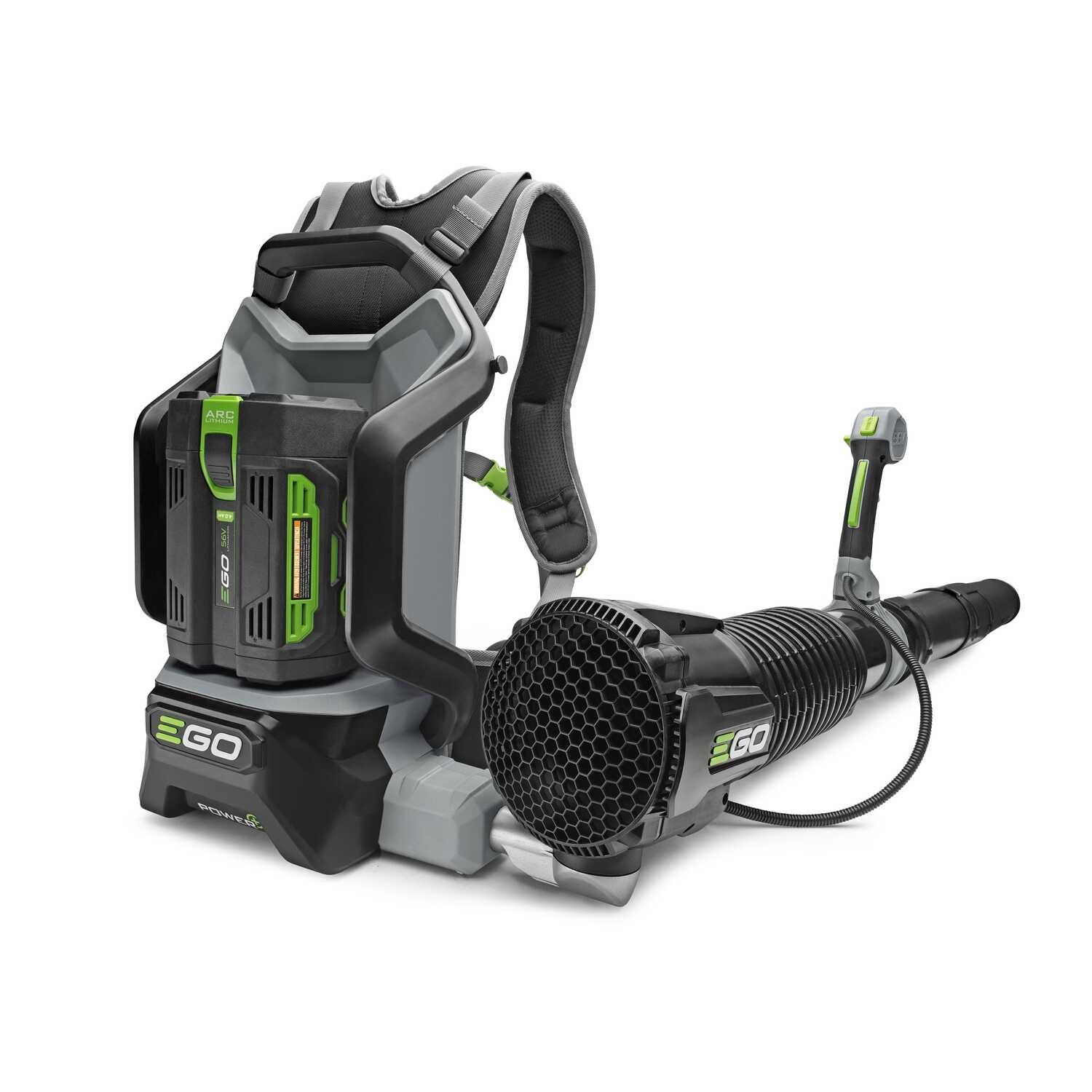 EGO  Battery  Backpack  Leaf Blower