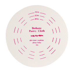 Bethany 19 in. L Cotton Pastry Cloth Set