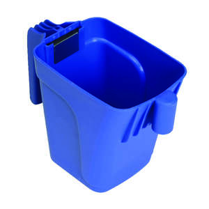 Werner  Plastic Polymer  Blue  Paint Cup With Magnet  1 each