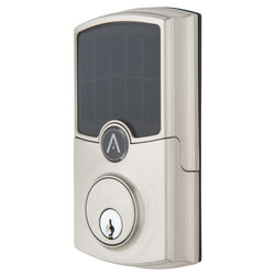 Hampton ARRAY Barrington Satin Nickel Zinc Wifi Deadbolt