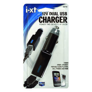 Custom Accessories  12 volts Dual USB Charger