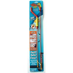 FlexiSnake  The Drain Weasel  1.5 ft. L Hair Clog Tool
