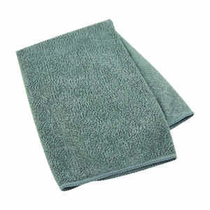 Quickie Home Pro  Stainless Steel  Microfiber  Cleaning Cloth  13 in. W x 15 in. L 1 pk